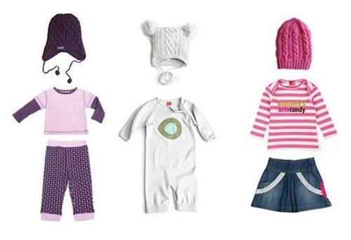 Cómo elegir la ropa para el bebé