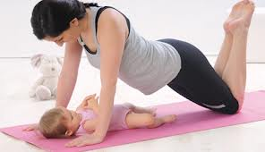 Consejos para bajar de peso luego del parto
