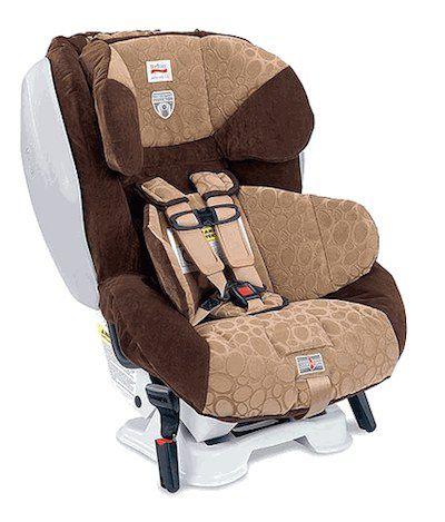 Consejos para comprar la silla de seguridad del bebé