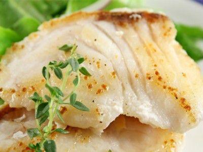 El consumo de pescado blanco en el embarazo