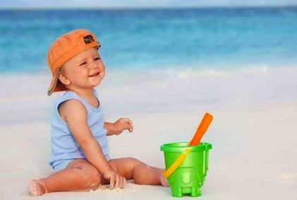 Consejos para disfrutar el verano con el bebé