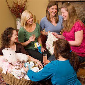 Qué es y cómo se organiza una baby shower