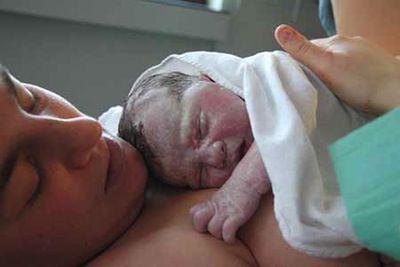 El parto en casa no tiene más riesgo para el feto