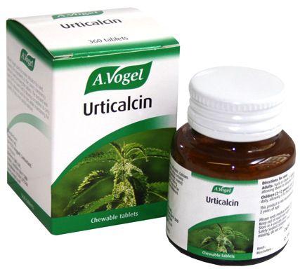 A Vogel Urticalcin 600 comprimidos