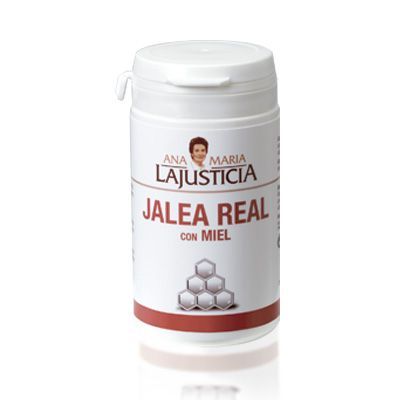 Ana Maria Lajusticia Jalea Real con Miel 135g