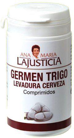 Ana Maria Lajusticia Levadura Cerveza + Germen Trigo 75 comprimidos