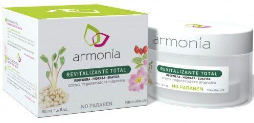 Armonia Crema Revitalizante Total 50g