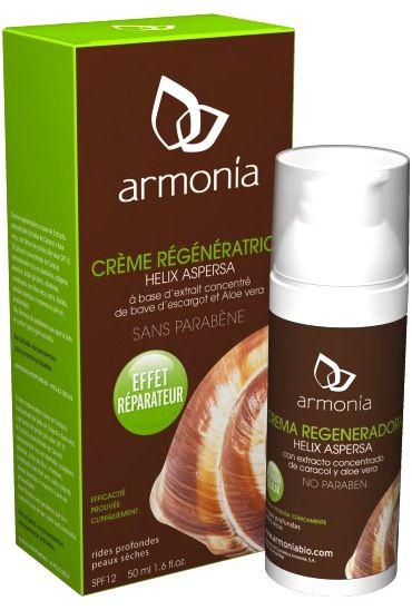 Armonia Crema Facial Caracol Helix Aspersa 50ml