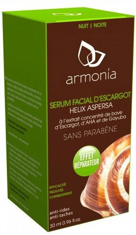Armonia Serum Facial Caracol Helix Aspersa 30ml