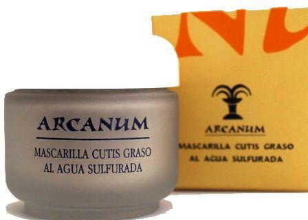 Arcanum Mascarilla Cutis Graso 50ml