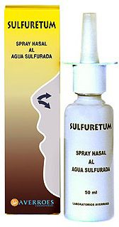 Averroes Sulfuretum Spray Nasal 50ml