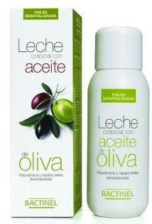 Bactinel Leche Corporal Aceite de Oliva 300ml