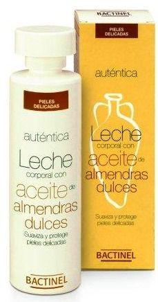Bactinel Leche Aceite de Almendras Dulces 300ml