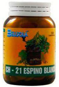 Bellsola Espino Blanco CH21 100 comprimidos