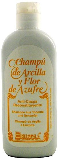 Bellsola Champú de Arcilla y Azufre 250ml