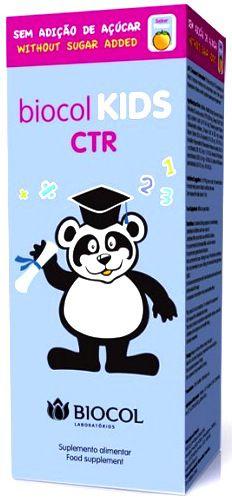 Biocol Kids CTR Concentración Jarabe 150ml