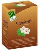 100% Natural Cognitril 60 cápsulas