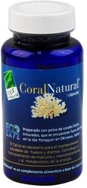 100% Natural CoralNatural 180 cápsulas