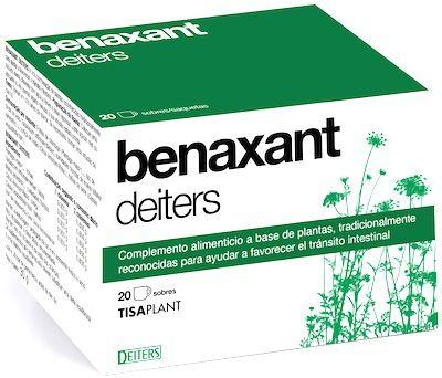 Deiters Benaxant infusión 20 sobres