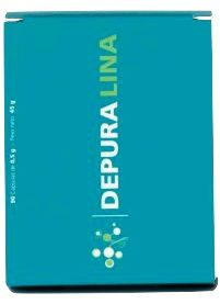 Depuralina Azul con Aloe Vera 90 cápsulas