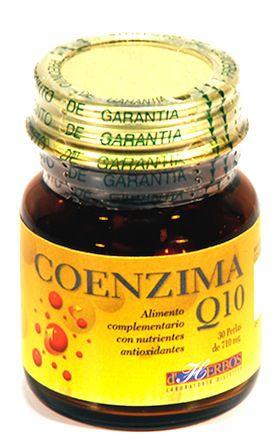 Derbos Coenzima Q10 30 cápsulas