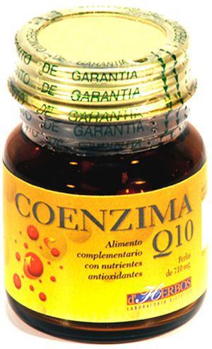 Derbos Coenzima Q10 60 cápsulas