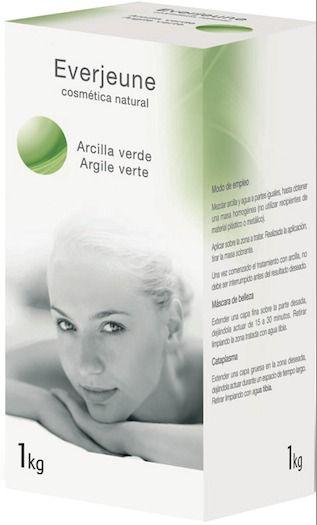 Dietisa Arcilla Verde Everjune polvo 1Kg
