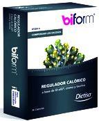 Dietisa Biform Regulador Calórico 36 cápsulas