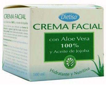 Dietisa Crema Facial Aloe Vera 100ml