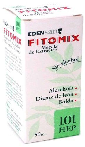 Dietisa Fitomix 101 HEP 50ml