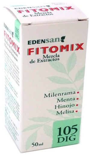 Dietisa Fitomix 105 DIG 50ml