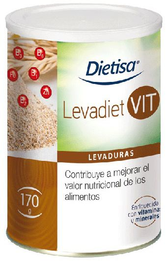 Dietisa Levadiet Vit 170g