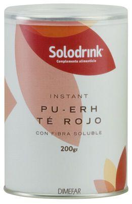 Dimefar Solodrink Té Rojo Pu Erh 200g
