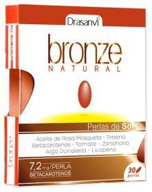 Drasanvi Bronze Natural 30 perlas
