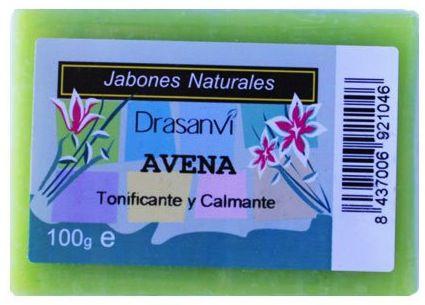 Drasanvi Jabón Avena 100g