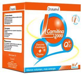 Drasanvi L-Carnitina 2000mg 20 viales