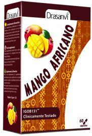 Drasanvi Mango Africano 60 cápsulas