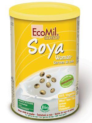 Ecomil Leche de Soja Woman Bio 400g