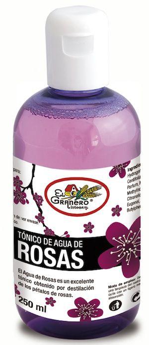El Granero Integral Agua de Rosas 250ml
