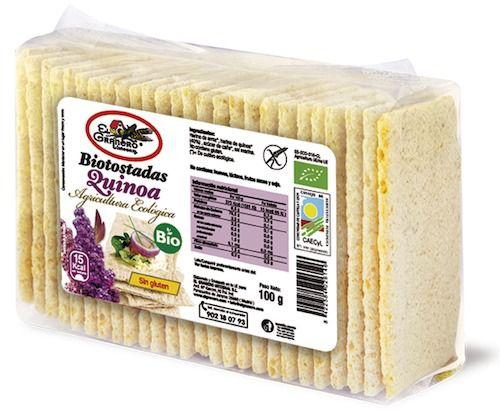 El Granero Integral Biotostadas Quinoa 90g