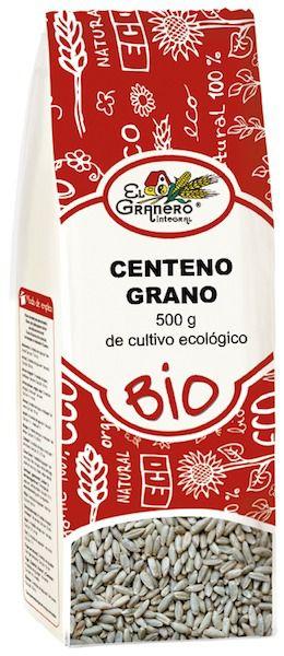 El Granero Integral Centeno Grano Bio 500g