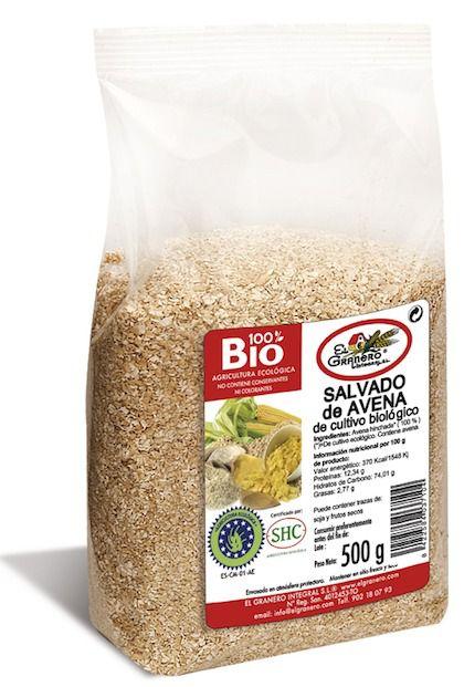 El Granero Integral Salvado Avena Bio 500g