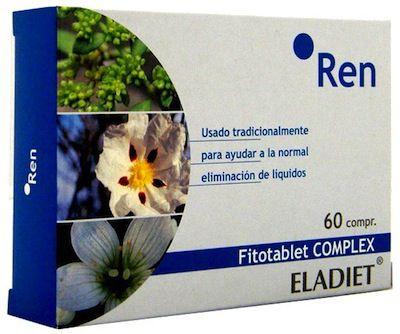 Eladiet Fitotablet Complex Ren 60 comprimidos