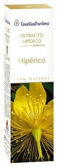 Esential Aroms Hypericum extracto lipidico 100ml