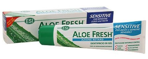 ESI Aloe Fresh Retard Dentrífico Sensitivo 100ml