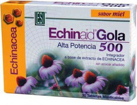 ESI Echinaid Gola Miel 30 comprimidos