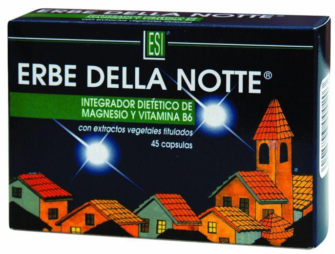 ESI Erbe Della Notte 45 cápsulas
