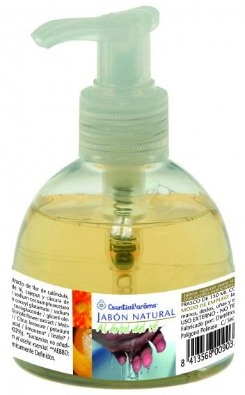 Esential Aroms Aseptic gel de manos 150ml