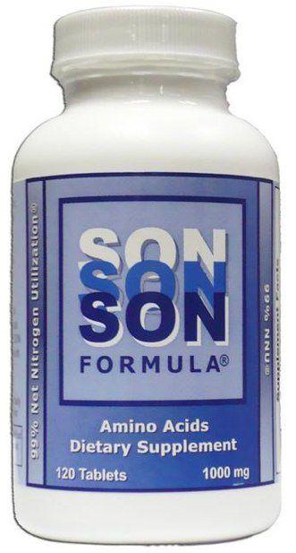 SON Formula 120 comprimidos