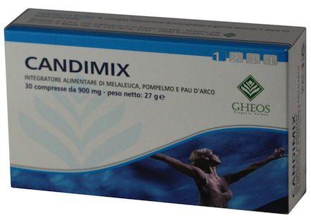 Gheos Candimix 30 comprimidos